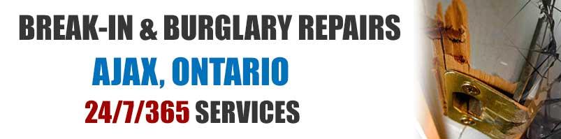 24/7 Burglary Breakins Repair Services